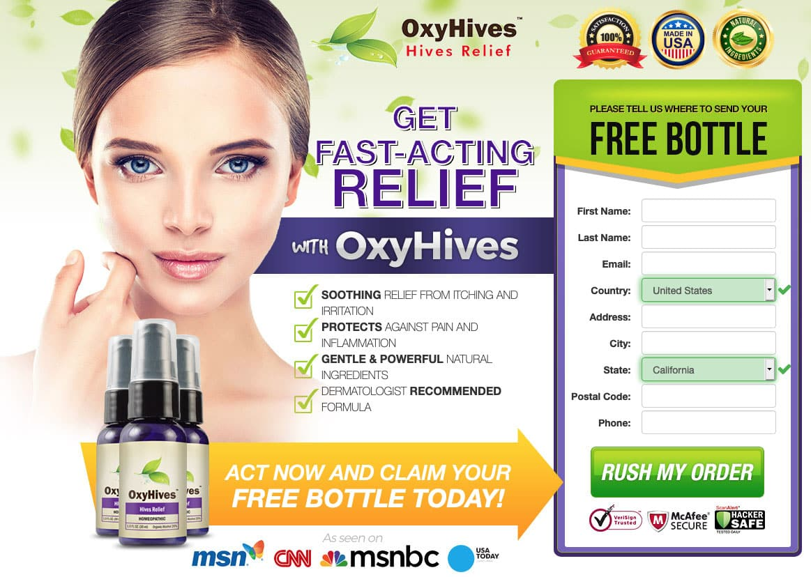 OxyHives
