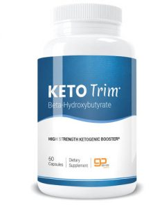 keto trim bottle